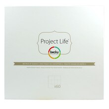 Project Life Photo Pocket Pages, Design A Big Pack