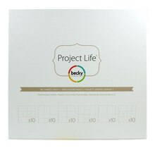 Project Life Photo Pocket Pages, Big Variety Pack 1