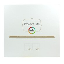 Project Life Photo Pocket Pages, Big Variety Pack 2