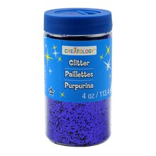 Creatology Glitter, 4 oz. Royal Blue