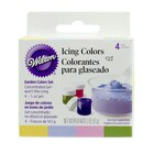 Wilton Icing Colors, Garden Colors Set