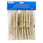 Creatology Large Wood Clothespins