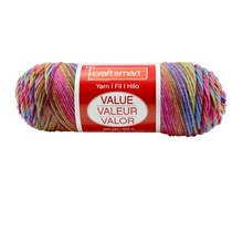 Craft Smart Yarn, Ombre, Dusk Ombre