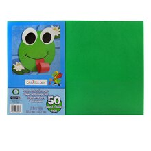 "Creatology Construction Paper, 12"" x 18"", Green"