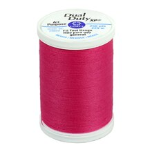 Coats & Clark Dual Duty XP General Purpose Thread, Hot Pink