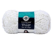 Loops & Threads Country Loom Yarn, Warm Cream