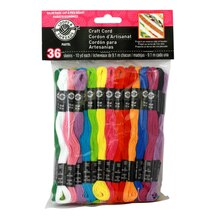Loops & Threads Craft Cord, Pastel