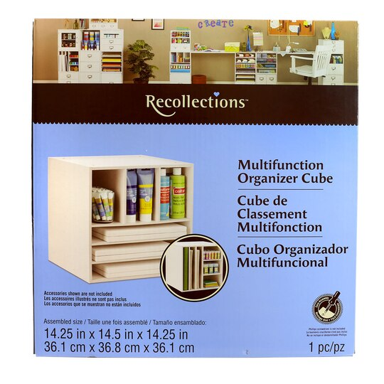 Recollections Multifunction Cube