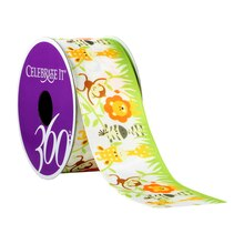 Celebrate It 360 Jungle Animals Ribbon