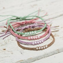 Braided Wish Bracelets