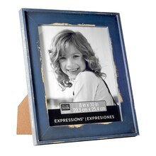 "Studio Décor Expressions Country Frame, Blue 8"" x 10"""