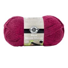 Loops & Threads Woolike Yarn, Mauve