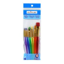 Creatology Taklon Bristle Paintbrushes