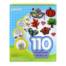 Perler All Seasons Pattern Pad