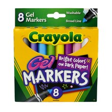 Crayola Washable Gel Markers