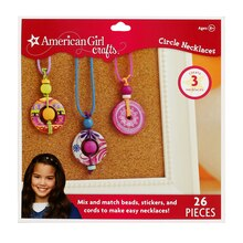 American Girl Crafts Circle Necklaces Kit