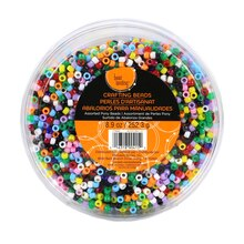 Bead Landing Bucket of Pony Beads, Opaque