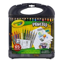 Crayola Pencil Design & Sketch Set