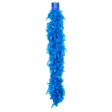 Feather Boa by ArtMinds, Turquoise