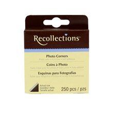 Recollections PVC Photo Corners