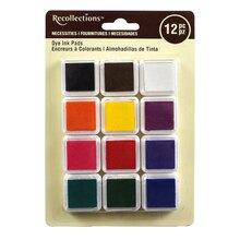 Recollections Necessities Dye Ink Pads