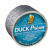 Duck Prism Tape, Lots of Dots, Angled