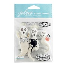 Jolee's Boutique Wrapped Ghost Stickers
