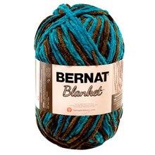 Bernat Blanket Yarn, Mallard Wood