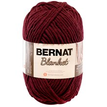 Bernat Blanket Yarn, Purple Plum