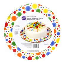 Wilton Cake Boards, Circles
