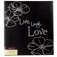 Recollections Live, Laugh, Love Photo Album