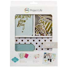 Project Life Heidi Swapp Value Kit, Gold Foil