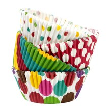 Celebrate It Standard Baking Cups, Polka Dots, Product