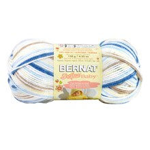 Bernat Softee Baby, Ombre, Little Boy Blue