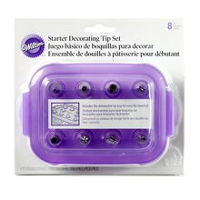 Wilton Starter Decorating Tip Set
