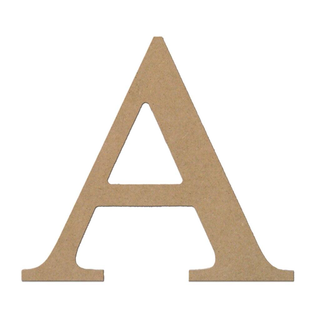 """Greek Letter, 8"""" Alpha"""
