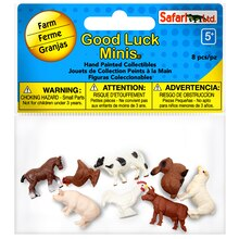 Safari Ltd Good Luck Minis Farm Fun Pack