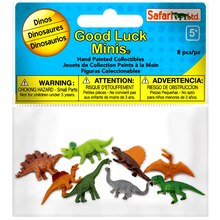 Safari Ltd Good Luck Minis Dino Fun Pack