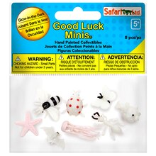 Safari Ltd Good Luck Minis Glow-in-the-Dark Fun Pack