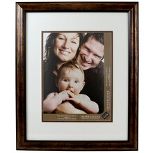 Studio Décor Impressions Bronze Frame With Mat