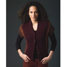 Lion's Pride® Woolspun® Knit Vest (Level 3)