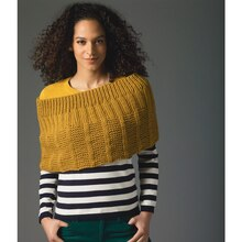 Lion's Pride® Woolspun® Knit Poncho (Level 2)