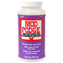 Mod Podge Hard Coat, 16 oz.
