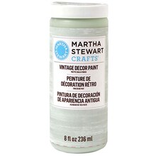 Martha Stewart Crafts Vintage Décor Paint, Antique Sky