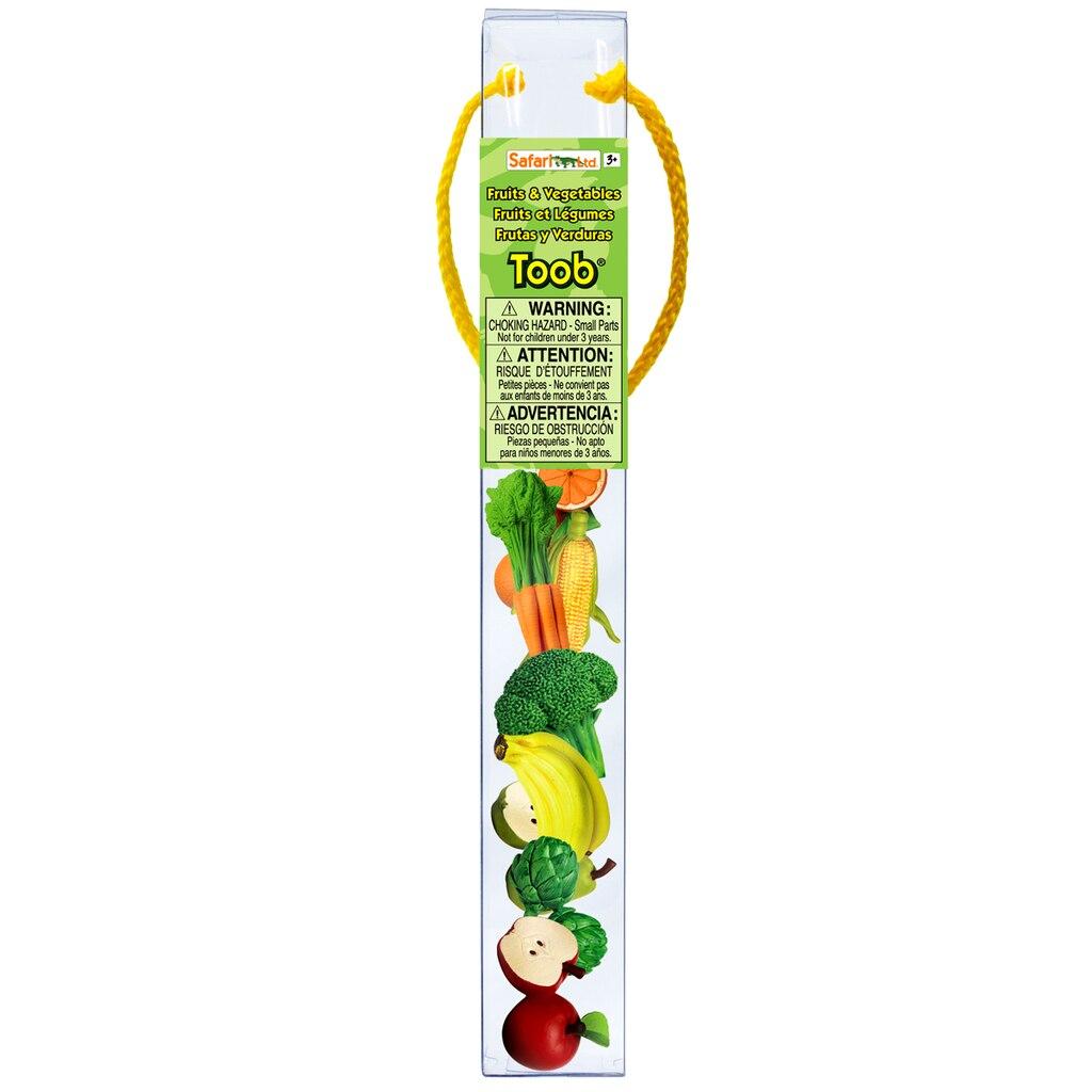 find the safari ltd toobs fruits u0026 vegetables at michaels