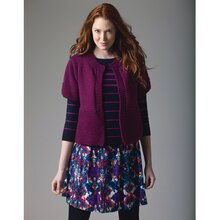 Lion's Pride® Woolspun® Knit Cardigan (Level 1)