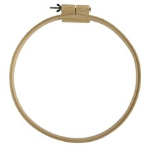 Frank A. Edmunds Company Round Quilt Hoop, 18""