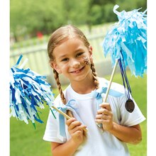 Kids Club® Pom Pom Spirit Stick
