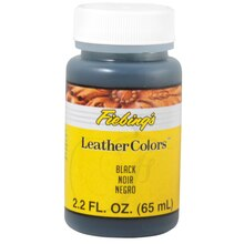 Fiebing's Leather Colors, Black