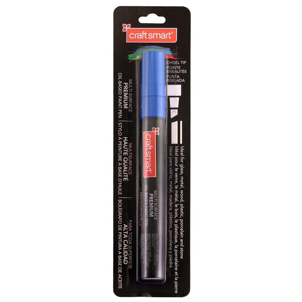 Craft Smart Paint Pen White
